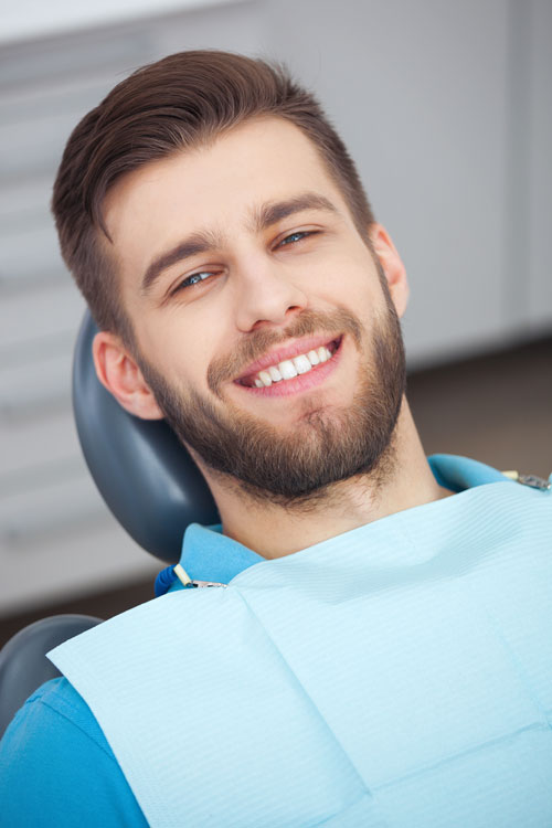 What to expect on your first visit with dentist Wesley B Smith.